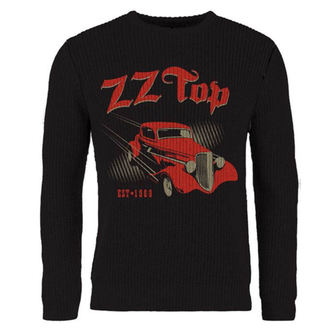 Herren Pullover ZZ TOP - ELIMINATOR - PLASTIC HEAD, PLASTIC HEAD, ZZ-Top