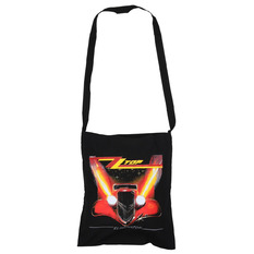 Tasche Einkauftasche ZZ Oben - Eliminator - LOW FREQUENCY, LOW FREQUENCY, ZZ-Top