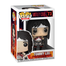 Figur Mötley Crüe - POP! - Rocks - Tommy Lee, POP, Mötley Crüe