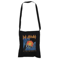 Tasche Einkauftasche Def Leppard - Pyromania - LOW FREQUENCY, LOW FREQUENCY, Def Leppard