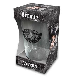 Glas Motörhead - Lemmy - Für immer - RAZAMATAZ, RAZAMATAZ, Motörhead