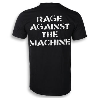 Herren T-Shirt Metal Rage against the machine - Large Fist - NNM, NNM, Rage against the machine
