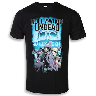 Herren T-Shirt Metal Hollywood Undead - CREW - PLASTIC HEAD, PLASTIC HEAD, Hollywood Undead