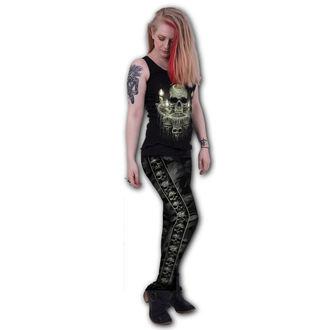 Damen Leggings SPIRAL - CAMO-SKULL, SPIRAL
