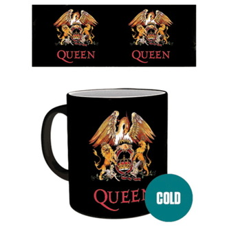 Tasse mit THERMOFOIL Queen - GB posters, GB posters, Queen