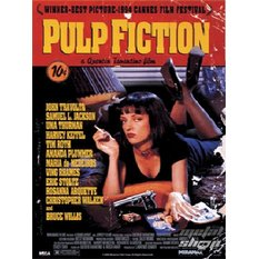 Bild 3D Pulp Fiction (One-Sheet) - PPL70031, PYRAMID POSTERS