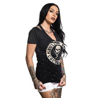 Damen T-Shirt Hardcore - ROCKER - SULLEN, SULLEN