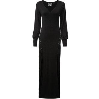 Damen Kleid KILLSTAR - LIBRA RISING - SCHWARZ, KILLSTAR