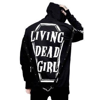 mikina pánská KILLSTAR - ROB ZOMBIE - Living Dead Girl - BLACK, KILLSTAR, Rob Zombie