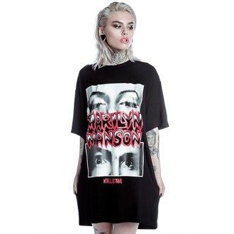 Damen T-Shirt Marilyn Manson - MARILYN MANSON - KILLSTAR, KILLSTAR, Marilyn Manson