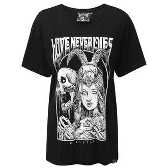 Damen T-Shirt KILLSTAR - Love Never Dies Relaxed