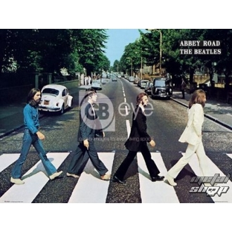 Poster - The Beatles - Abbey Road - LP0597, GB posters, Beatles