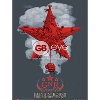 Poster - Guns N' Roses Chinese - LP1259, GB posters, Guns N' Roses