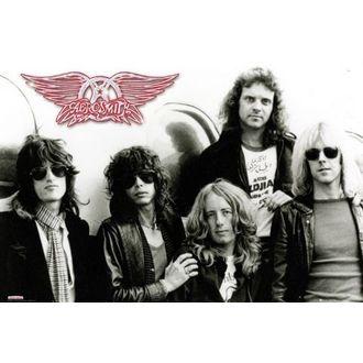 Poster - Aerosmith Aeroplane - LP1325, GB posters, Aerosmith