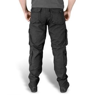Herren Hose SURPLUS - AIRBORNE - SLIMMY SCHWARZ, SURPLUS