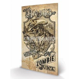 Holzbild Alchemy (Zombie Juice) - Pyramid Posters - LW10594P