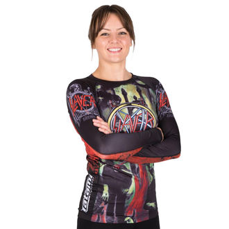 Damen Longsleeve Metal Slayer - Slayer - TATAMI, TATAMI, Slayer