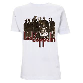 Herren T-Shirt Metal Led Zeppelin - LZ II Photo - NNM, NNM, Led Zeppelin