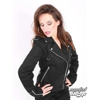 Jacke Damen Mode Wichtig - Biker Jacket Denim, MODE WICHTIG