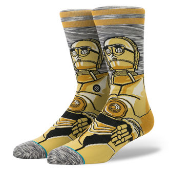 Socken STAR WARS - ANDROID GREY - STANCE, STANCE