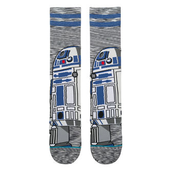 Socken STAR WARS - R2 UNIT - GRAU - STANCE, STANCE