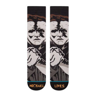 Socken STANCE - HALLOWEEN - MICHAEL MYERS - SCHWARZ, STANCE