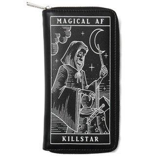 Geldbörse KILLSTAR - Magical AF - Schwarz, KILLSTAR