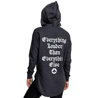 Damen Hoodie Motörhead - Everything - URBAN CLASSICS, URBAN CLASSICS, Motörhead