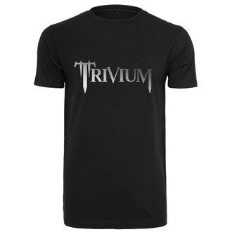Herren T-Shirt Metal Trivium - Logo -, Trivium