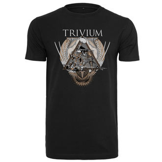 Herren T-Shirt Metal Trivium - Triangular War -, NNM, Trivium