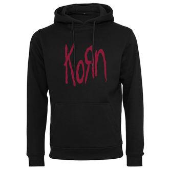 Herren Hoodie Korn - Logo -, NNM, Korn
