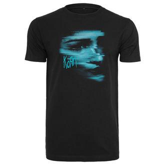 Herren T-Shirt Metal Korn - Face -, Korn