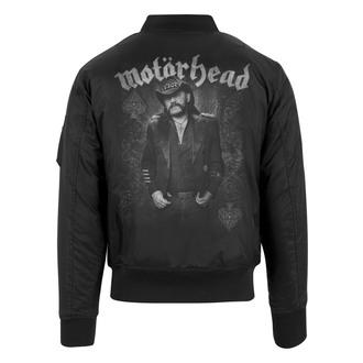 Herren (Bomber) Jacke Motörhead - Lemmy, NNM, Motörhead