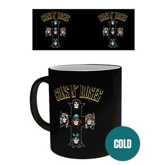 Tasse mit THERMOFOIL Guns N' Roses - GB posters, GB posters, Guns N' Roses