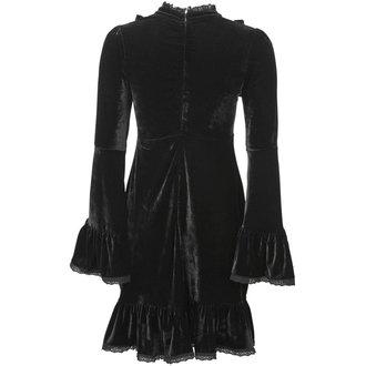 Damen Kleid KILLSTAR - MITSUYO NU LOLITA - SCHWARZ, KILLSTAR