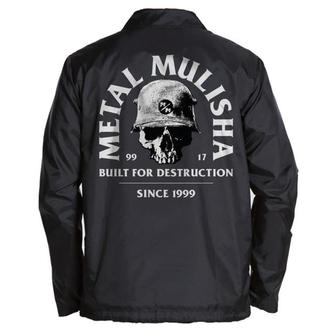 Jacke Frühling/Herbst - BUILT - METAL MULISHA, METAL MULISHA