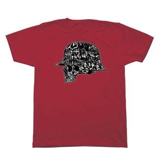 Herren T-Shirt Street - CASE - METAL MULISHA, METAL MULISHA