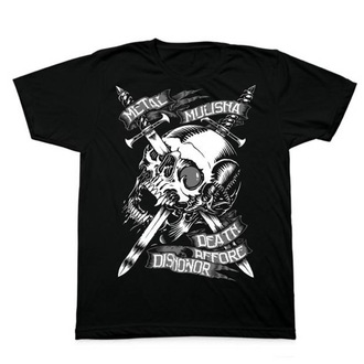 Herren T-Shirt Street - DBD - METAL MULISHA, METAL MULISHA
