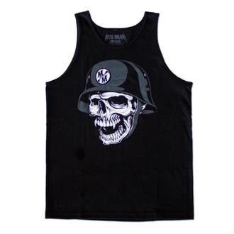 Herren Tanktop METAL MULISHA - INSTITUTIONLIZED, METAL MULISHA