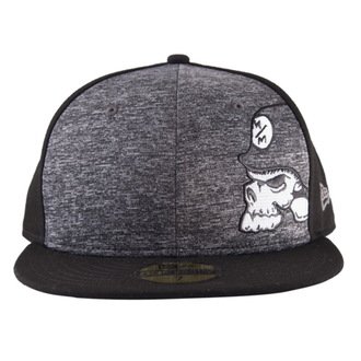 Cap Kappe METAL MULISHA - TONE - BLK, METAL MULISHA