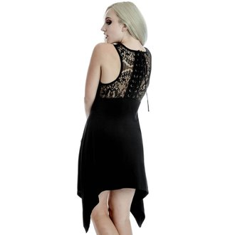 Damen Kleid (Tunika) KILLSTAR - Moon Magic - SCHWARZ, KILLSTAR