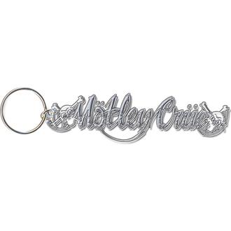 Schlüsselanhänger - Anhänger  Mötley Crüe (Skull Logo) - ROCK OFF, ROCK OFF, Mötley Crüe