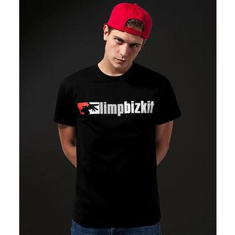 Herren T-Shirt Metal Limp Bizkit - Logo - URBAN CLASSIC, Limp Bizkit