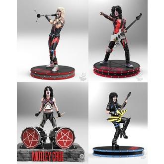 Figuren Set Mötley Crüe - Band - Rock Iconz, KNUCKLEBONZ, Mötley Crüe