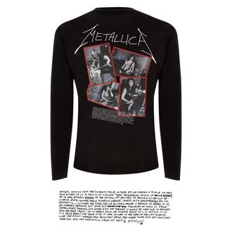 Herren Longsleeve Metal Metallica - Garage Cover -, Metallica