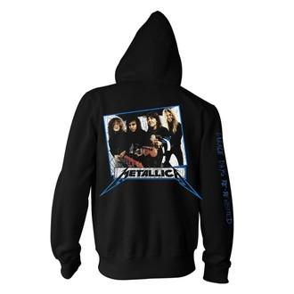 mikina pánská Metallica - Garage OG - Black