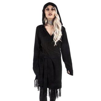 Damen Sweater (Strickjacke) KILLSTAR - Nightshade - Schwarz, KILLSTAR