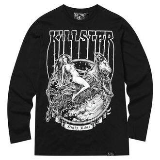 Herren Longsleeve Gothic Punk - Night Rider - KILLSTAR