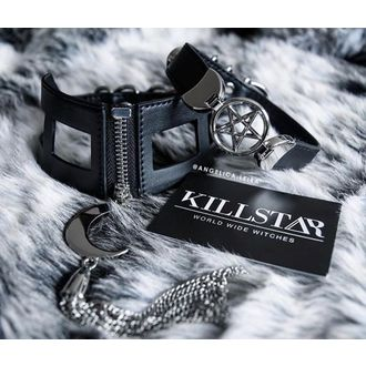 Halsband KILLSTAR - Nikky Choker - Schwarz, KILLSTAR
