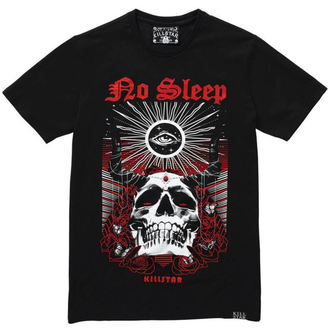 Herren T-Shirt - NO SLEEP T-SHIRT - KILLSTAR